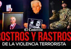 Los rostros y los rastros de la violencia terrorista