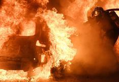 Se registran graves disturbios en París durante protesta contra ley de seguridad | FOTOS