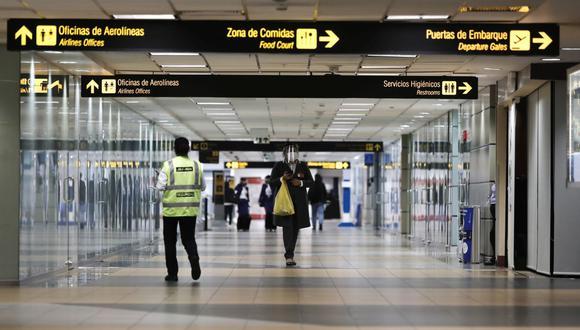 El Ejecutivo propone permitir vuelos a Europa. (Foto: Leandro Britto | GEC)
