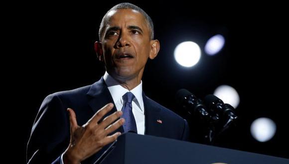 Tuit de despedida de Barack Obama es el más popular