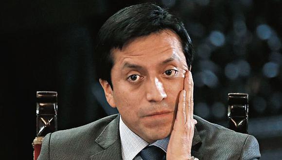 Gilbert Violeta es el presidente del partido de gobierno, Peruanos por el Kambio (PPK). (Foto: USI)