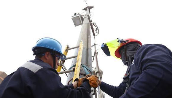 Enel programó el corte de luz en ciertos distritos de Lima.