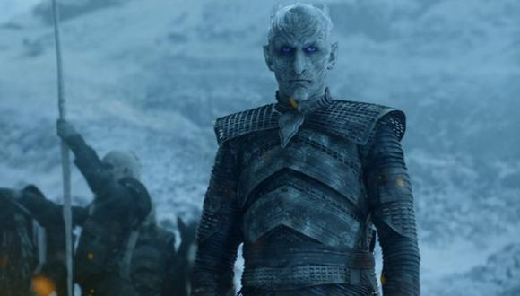 """El """"Rey de la Noche"""" revela detalles de una de las escenas finales de la """"Game of Thrones"""". (Foto: HBO)"""