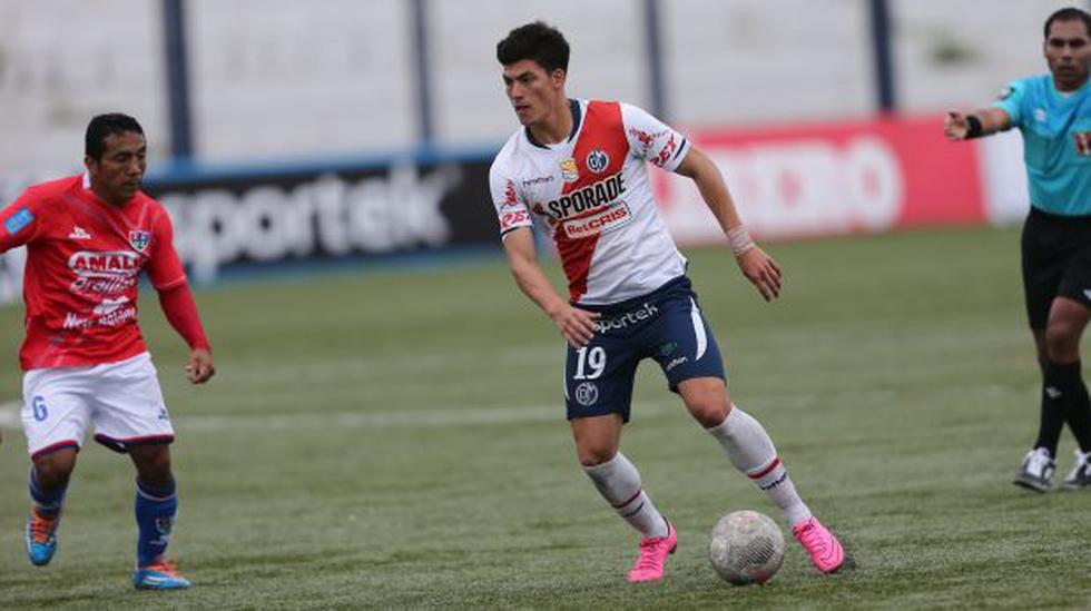 Iván Bulos es nuevo jugador del O'Higgins de Chile - 2