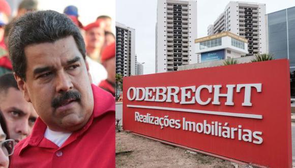 """Nicolás Maduro: Odebrecht """"se autodisolvió"""" como la oposición"""