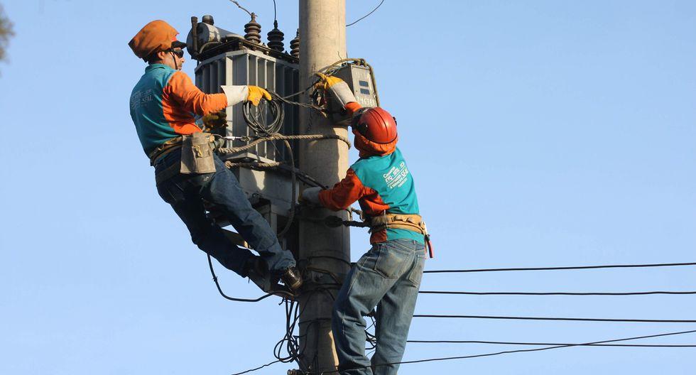 Se creará comisión multisectorial para realizar reforma en el sector eléctrico. (Foto: GEC)