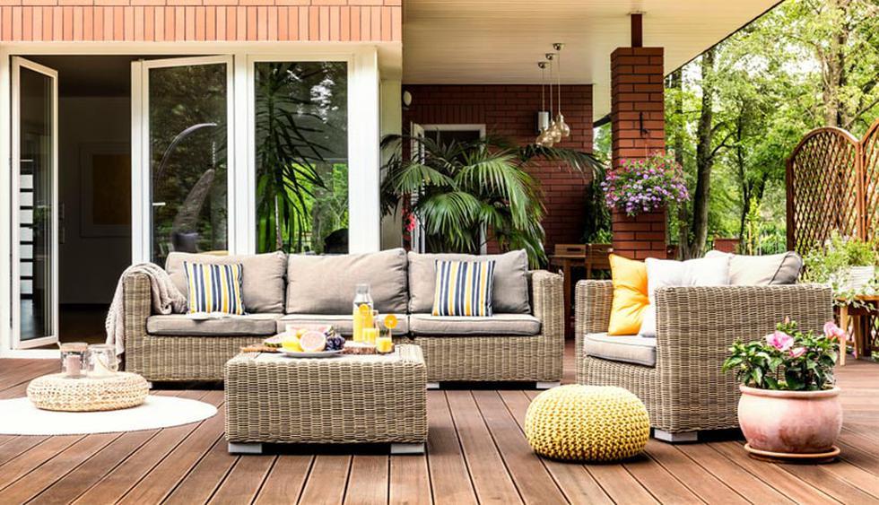 Decoracion Conoce Los Muebles Ideales Para Equipar Tu Terraza Este Verano Fotos Casa Y Mas El Comercio Peru