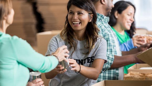 Cada 5 de diciembre se conmemora el Día Internacional de los Voluntarios. (Foto: iStock)