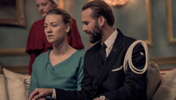 """Escenas de las tercera temporada de """"El cuento de la criada"""". (Foto: HBO)"""