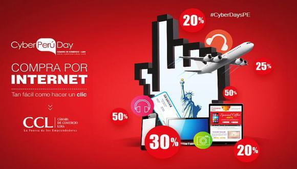 Cyber Perú Day espera superar los S/.20 millones en ventas