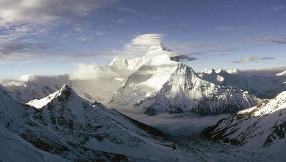 El Nanda Devi, es el segundo pico más alto de India y está cerca de la frontera con China. (Getty Images).