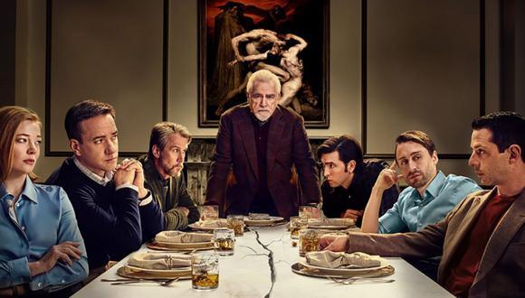 """Con """"Succession"""", su creador Jesse Armstrong trae el drama shakespeariano de """"El rey Lear"""" a la modernidad. (Foto: HBO)"""