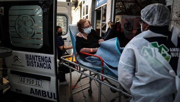 Coronavirus en Argentina   Últimas noticias   Último minuto: reporte de infectados y muertos hoy, miércoles 9 de junio del 2021   Covid-19   (Foto: EFE/Juan Ignacio Roncoroni).