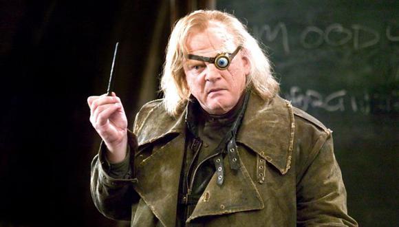 Ojo Loco Moody fue uno de los aurores más famosos del mundo mágico (Foto: Warner Bros)
