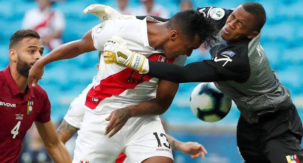 0-0 vs. Venezuela: el inicio del camino del seleccionado patrio en la Copa América fue con un empate sin goles ante la 'Vinotinto'. (Foto: GEC)