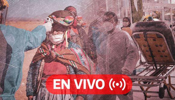 Coronavirus Perú | EN VIVO | Cifras y datos oficiales del Minsa sobre casos y muertos por Covid-19 en el día 118 del estado de emergencia, hoy sábado 11 de julio de 2020 | Foto: Diseño GEC