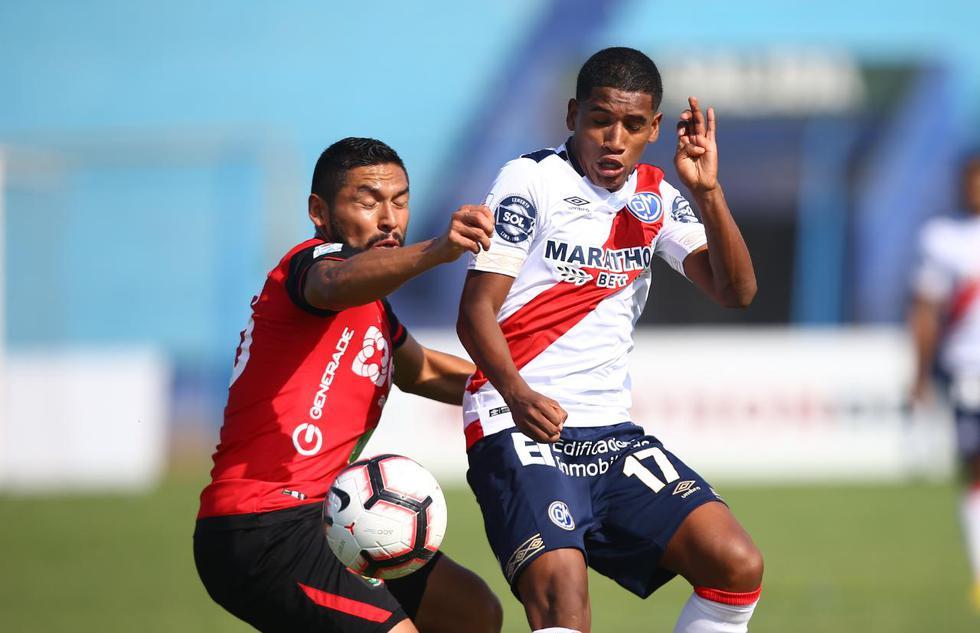 Municipal venció 1-0 a Melgar por la primera fecha del Torneo Clausura de la Liga 1   Foto: Fernando Sangama/GEC