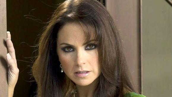"""Lucero habló de su personaje 'Bárbara Greco' en la telenovela """"Mañana es para siempre"""" (Foto: Televisa)"""