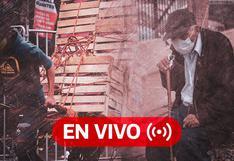 Coronavirus Perú EN VIVO | Cifras y noticias en el día 301 del estado de emergencia, hoy domingo 10 de enero