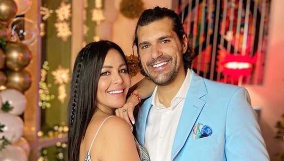 Dayana Garroz se casó con su novio Diego Otero y tomaron todas las medidas correspondientes para no contagiarse del COVID-19 (Foto: Instagram/ Dayana Garroz)