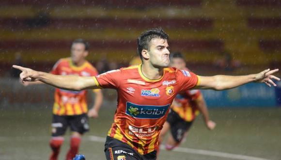 Herediano venció a Saprissa en la final del fútbol de Costa Rica. | Foto: Agencias