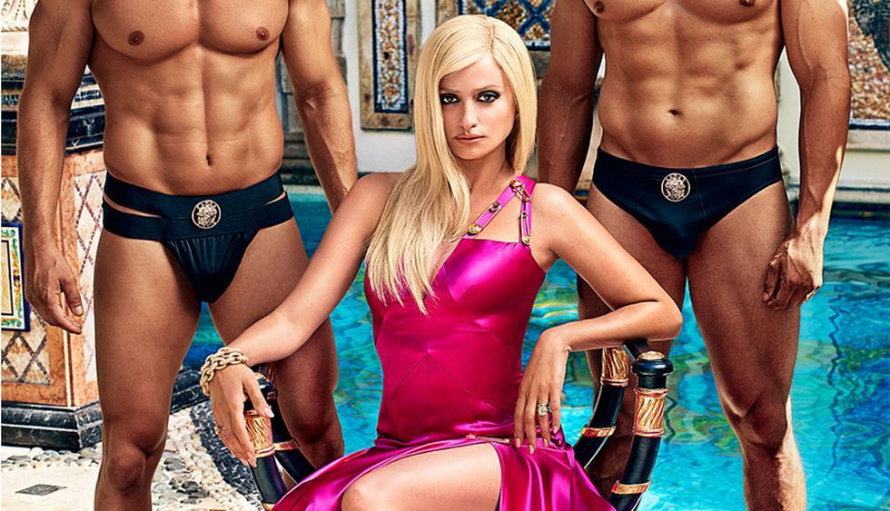 Penélope Cruz interpreta a Donatella Versace en la serie de FX que narra el asesinato del diseñador italiano Gianni Versace. (Foto: Difusión)