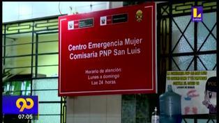 San Luis: vecinos auxilian a mujer envenenada por su conviviente