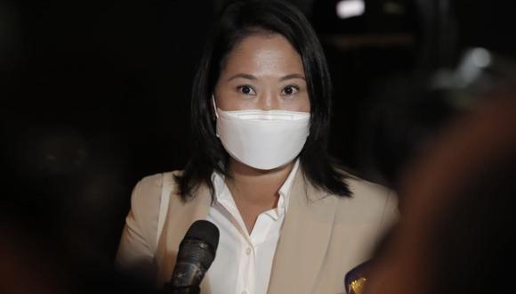 """""""¿Cómo quiere llegar a la meta Keiko Fujimori?"""""""