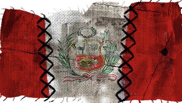 """""""No subestimemos la rapidez con la que la situación actual de un Gobierno débil, un Congreso populista y un proceso electoral con mucha incertidumbre pueden poner al Perú en el camino hacia el abismo"""". (Ilustración: Giovanni Tazza)."""