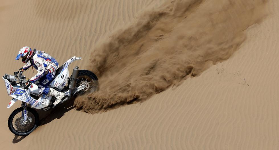 Dakar 2014: Lo mejor de la penúltima etapa del rally - 1
