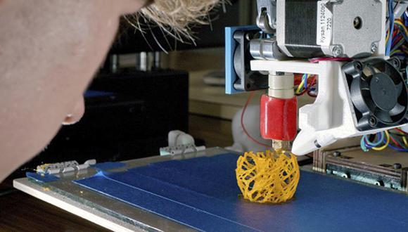 Impresora 3d (Foto: Getty Images)