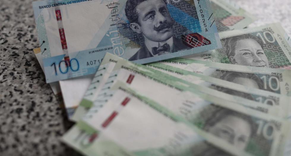 Así son los nuevos billetes de 10 y 100 soles con los rostros de Chabuca Granda y Pedro Paulet. (Foto: GEC/ Hugo Curotto)