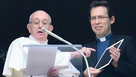 ¿Quieres orar con el Papa?: Conoce la novedosa app con la que puedes hacerlo. (AFP)