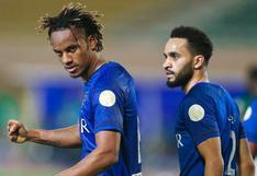 André Carrillo salió campeón de la Copa del Rey de Arabia Saudita con Al Hilal