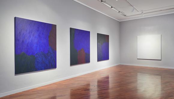 Las pinturas de Michelle Magot son parte de un fenómeno típico de la abstracción postpictórica, corriente a caballo entre el informalismo y el expresionismo abstracto caracterizado por el protagónico absoluto del color.