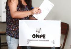 Elecciones 2021: ¿Cuándo se publicarán los resultados oficiales de la ONPE al 100%?