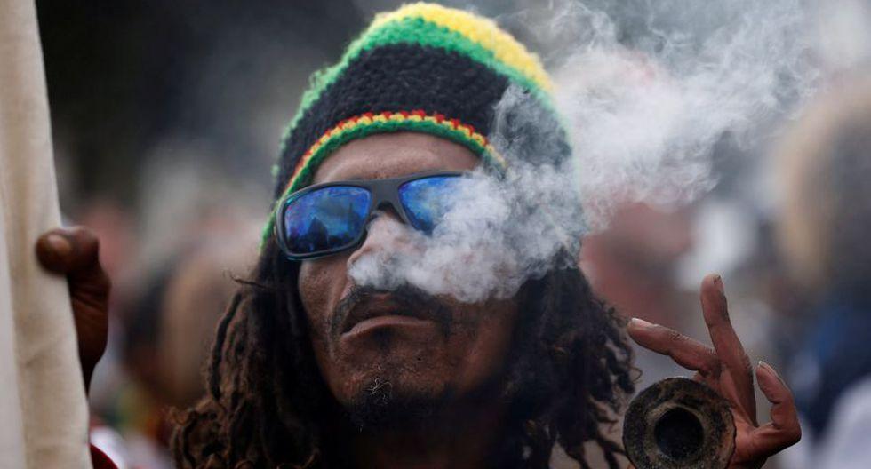 Miles en el mundo marchan por la marihuana [FOTOS] - 14