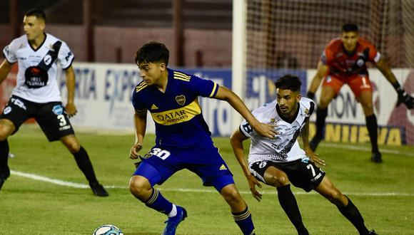 Sigue las incidencias del Boca vs. Claypole por Copa Argentina 2021 | Foto: @bocajrsoficial
