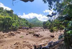 Piura: 20 caseríos de Canchaque siguen aislados tras deslizamiento, según Defensoría