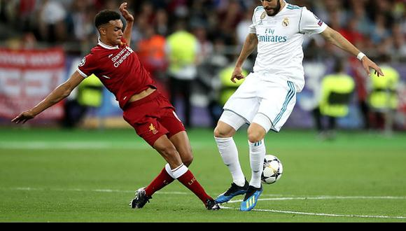 Real Madrid y Liverpool disputaron la final de la Champions League en el 2018. (Getty Images)