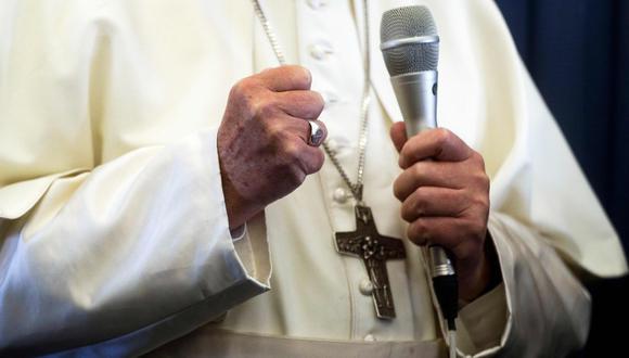 Imagen referencial. Desde ahora, la Iglesia Católica busca ser más estricta en los casos de abuso sexual a menores de edad. AFP
