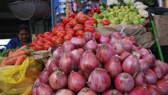 El segmento Alimentos y Bebidas anotó un crecimiento en el precio de 0.21%. (Foto: GEC)