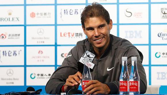 Rafael Nadal jugará en Basilea, ¿y su apendicitis?