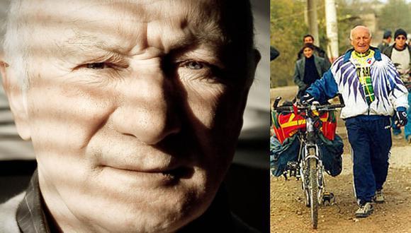 """El """"hombre-bicicleta"""" georgiano fallece a los 74 años"""