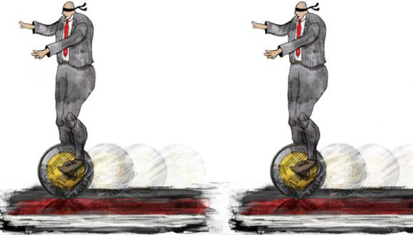 """""""La omisión más resaltante es la poca atención que se le ha puesto al otro lado de la ecuación: la generación de ingresos"""". (Ilustración: Giovanni Tazza)"""