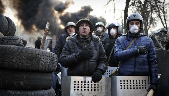 Ucrania: líder de la oposición firmará acuerdo con Yanukovich