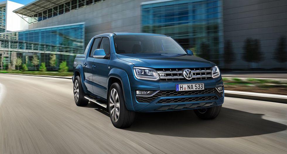 La llegada de la segunda generación del Volkswagen Amarok está programada para el 2022. (Fotos: Volkswagen).