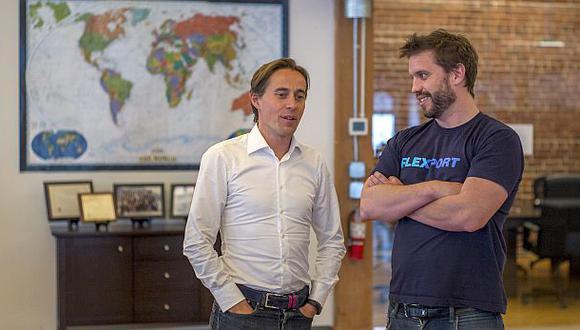 Conoce a Flexport, la empresa que pretende ser el Uber del mar