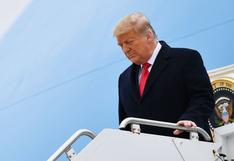 ¿Quiénes son los republicanos que apoyan el impeachment a Donald Trump?