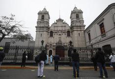 Iglesias de Arquidiócesis de Lima serán reabiertas de manera progresiva desde el 15 de noviembre